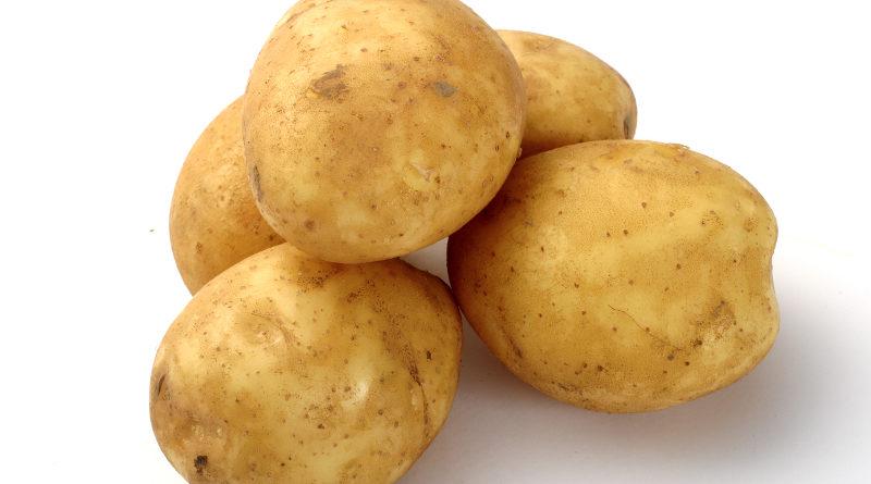 Nowy środek w ziemniaku